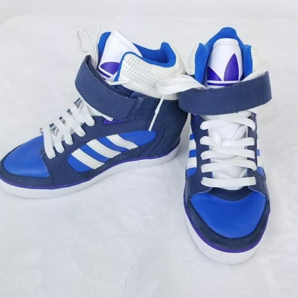 best cheap b9266 13732 adidas Shoes - Adidas Womens Amberlight Hidden Heel Trainers Sz 6